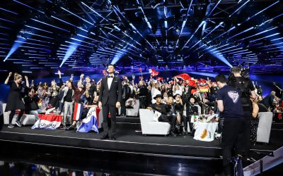 Top 7 best music videos from Eurovision 2021