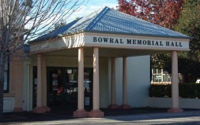 Bowral Memorial Hall to receive $2.8m upgrade