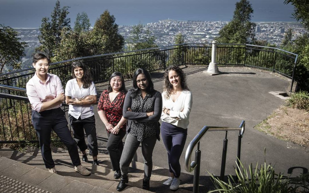 UOW launches new network to close gender gap, boost opportunities for female engineers