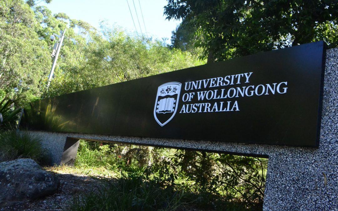 Media veteran warns of global tensions as delegates gather to chart UOW's future